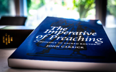 Book Recommendation | The Imperative of Preaching by John Carrick